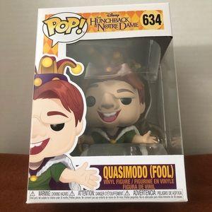 Funko Pop! Quasimodo (Fool)
